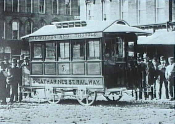 Horsecar Line